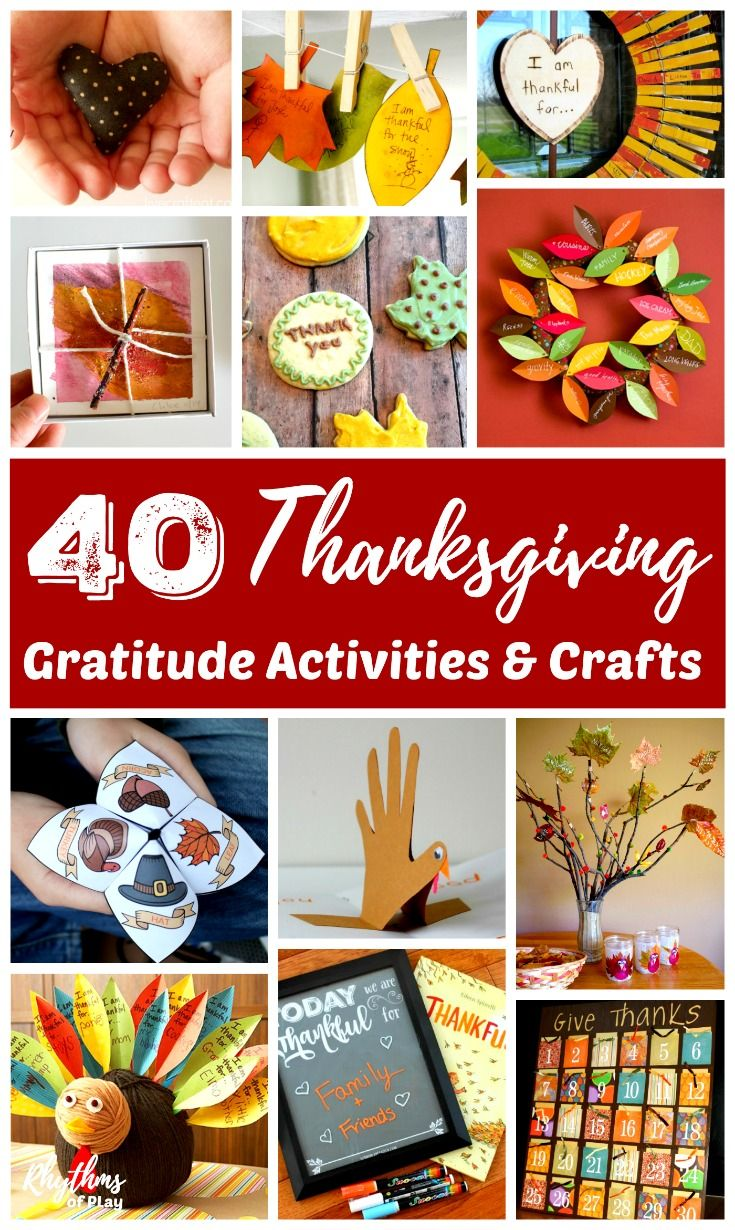 Thanksgiving is a wonderful time of year to remember to be grateful for what we have. These thankful activities and crafts provide an easy way for families to cultivate an attitude of gratitude. Use these fun ideas to decorate and fill your home with thankfulness this holiday season.