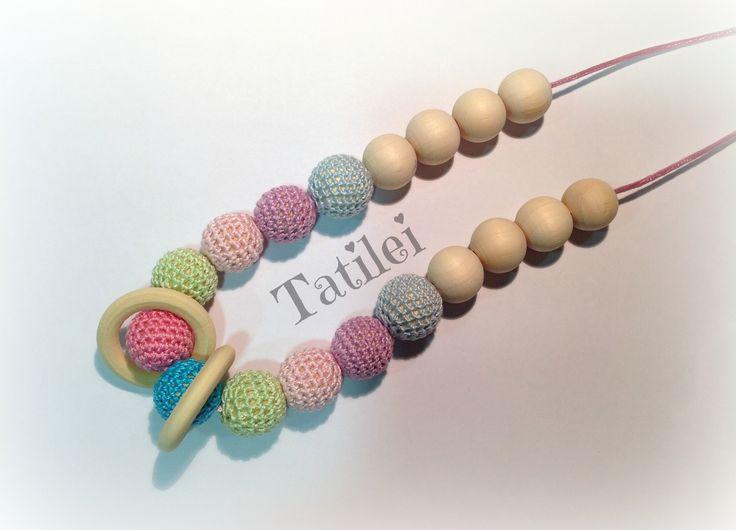 86 best images about collares de lactancia on pinterest - Bolas de ganchillo ...