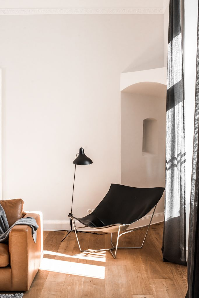 Beautiful and Modern Apartment in Berlin - NordicDesign