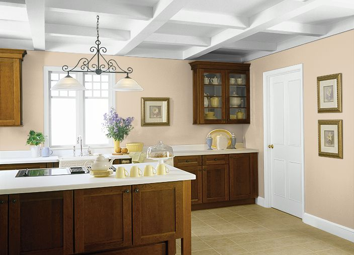 Behr Paint: I used these colors: COUNTRY LINENS(HDC-CT-06),