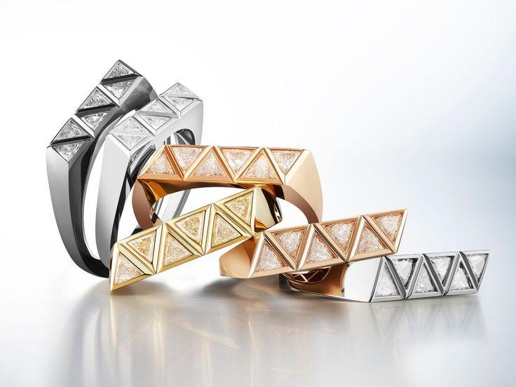 #MelissaKayeJewelry Chloe #ring in #18k #gold with #diamonds #jewelry #finejewelry #yellowgold #whitegold #pinkgold #blackgold #fashion #style #MKJHoliday