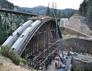 Arch Bridge, Mcgraw Hill, Engineering, Bridges, Arches, California,  Construction, News, Projects