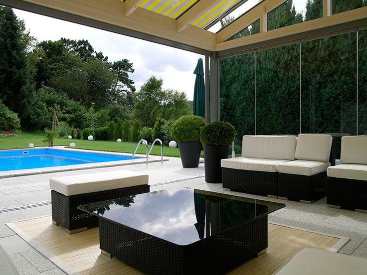 Wandsysteem van Sunflex maakt van terras of balkon een gezellige ruimte | Innovatief.be