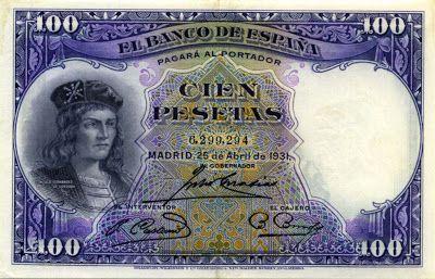 cien pesetas antiguas