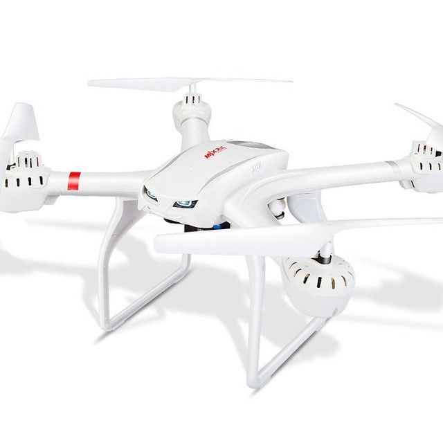 Drones MJX X101 RC Quadcopter 2.4GHz 6-axis 3D Roll Stumbling Function RC Helicopter Drone 360 Degrees Spin without Gimbal