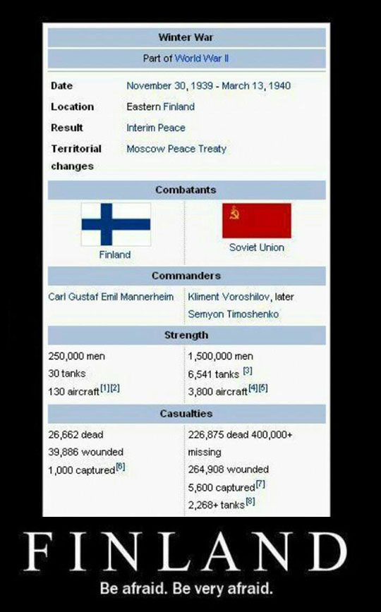 Don't Mess With Finland