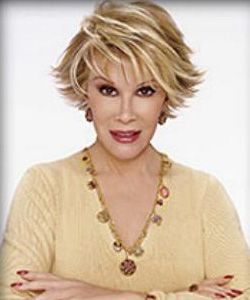 joan rivers hair styles 1000 images about joan rivers on nyc 2362
