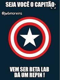 #OperaçãoBetaLab #repin #betaajudabeta #timbeta #sigodevolta #betaseguebeta #rumoaobetalab  Sigo de volta e troco repin , beta ajuda beta!