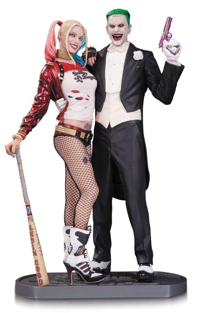 Suicide Squad Merchandise Harley Quinn Joker   POP Figuren, Handtuch, Kissen, Statue, Figur, Funko, Jacke