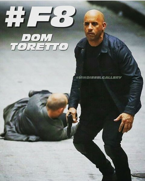 Furious8 Official @furious8_movie - Dom toretto, Tags your fa...Yooying