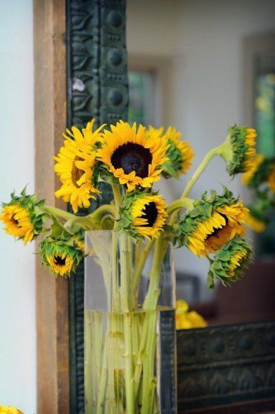 22 best sun flower arrangement ideas images on pinterest