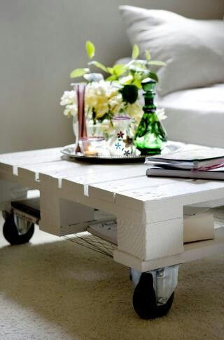 Table (Pallets)