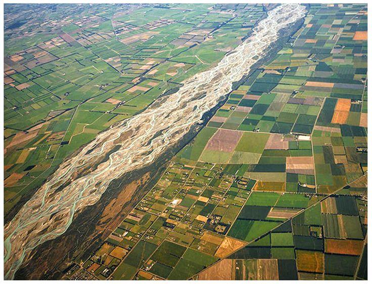 Wallpaper Braided River