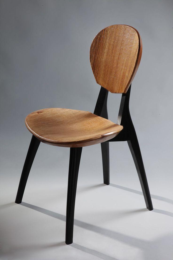 Custom made sonus guitar chair guitar chair wooden