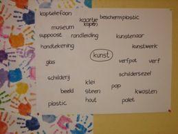 jufjanneke.nl - Kunst in de klas