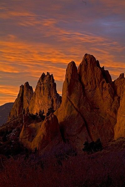 Colorado Springs is home to the breathtaking Garden of the Gods and the BEST CITY IN AMERICA according to Outside Magazine.