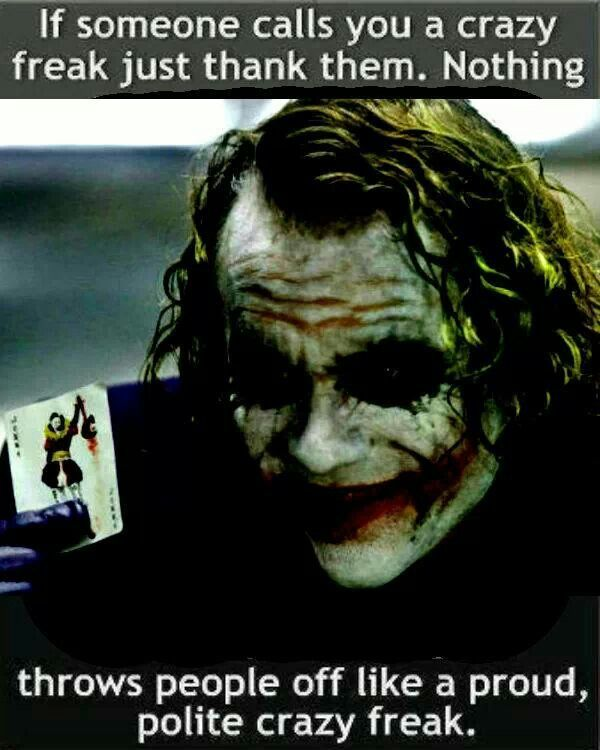#quote #the Joker