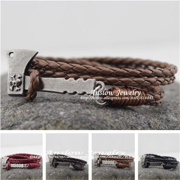 Купить товарLow0225lb дизайн винтажный персонализированные AX плотничий топор кожа браслет для женщины мужчины аксессуары день рождения подарок в категории Витые браслетына AliExpress.                    Добро пожаловать красивый городской станции        !!                                        1. пожал