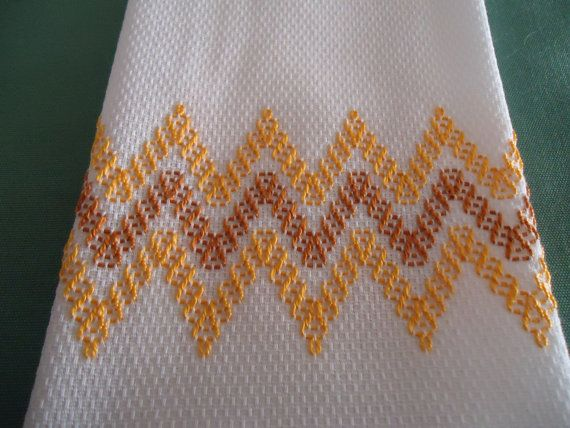 Gold Harvest Towel by andreaaufieri on Etsy