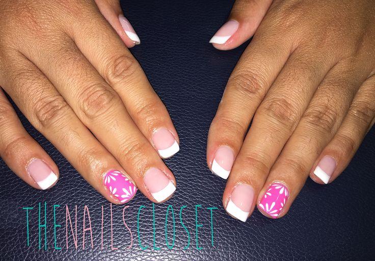 Uñas de gel, puedes ver todos los productos utilizados en nuestro Facebook.   #nailart #uñasdegel #uñasacrilicas #esmaltepermanente #beauty #belleza #manicura #manicure #shellac #gellack #nded