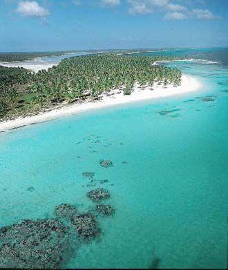 Saona-Dominican Republic
