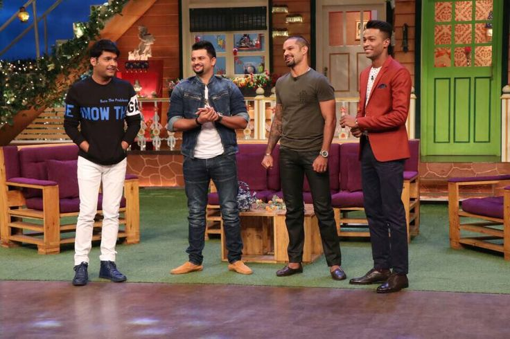 The show begins with a usual swag. A skit it put up to entertain the audience. This one involves Kapil running a travel agency. A couple comes there to book tickets for their honeymoon destination. The husband is aged, while the wife is young BTW. And Kapil of course is not a legit travel agent.   #behind the screen #bollywood celebs news #bollywood news #latest bollywood gossip