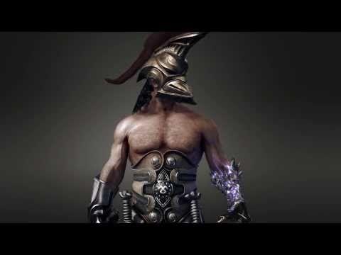 ▶ Patrick Kilcher - Character Modeling Demo Reel 2014 - YouTube