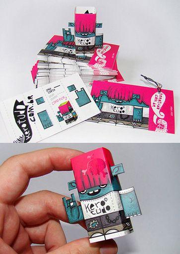 Las tarjetas de presentacion mas creativas24