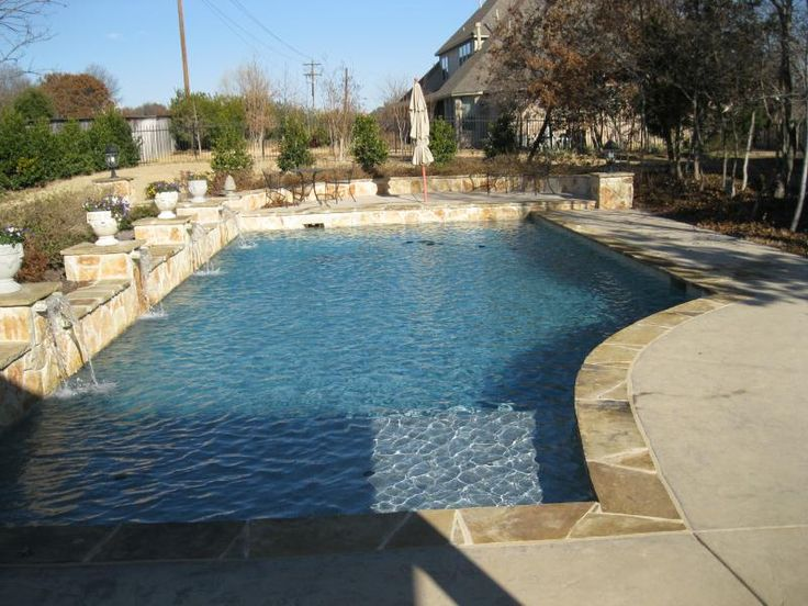 Swimming Pool Remodel Ideas Pool Plaster Color Not Too Dark Which Gets Too Hot Can 39 T See