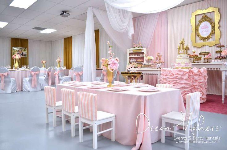 Princess Birthday Party Ideas   Photo 10 of 45