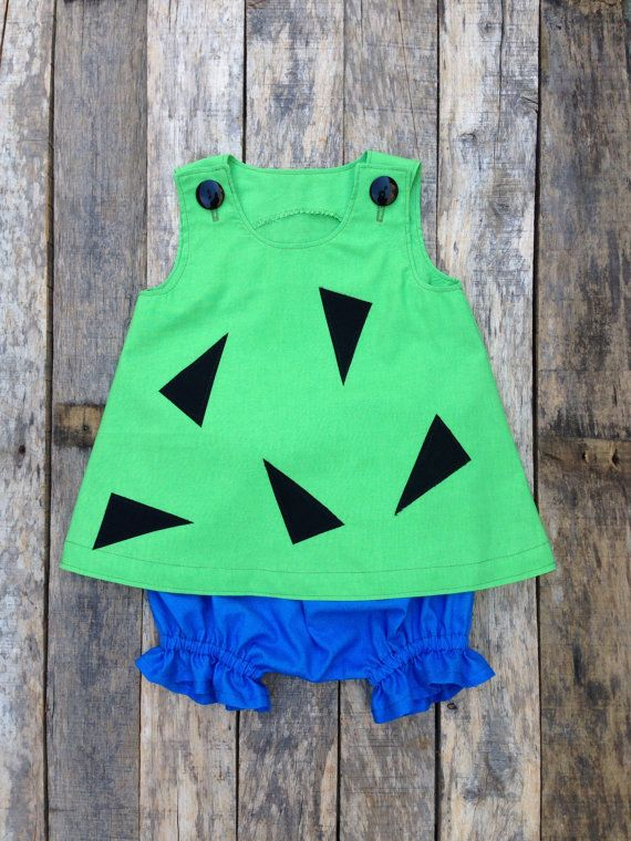 pebbles flintstones birthday outfit pebbles birthday baby and toddler halloween costume with felt bone hair clip