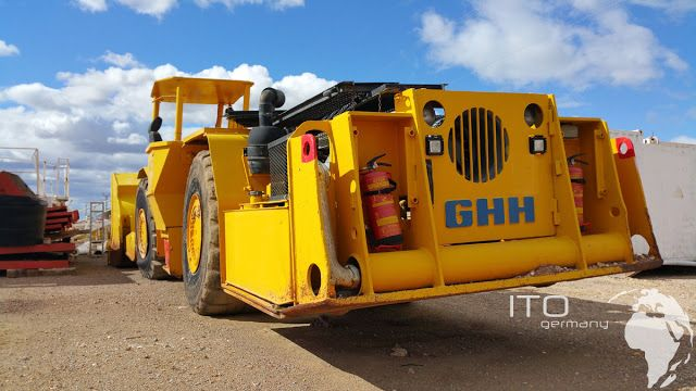 Gebrauchte Tunnelbaumaschinen http://www.ito-germany.com/for-sale/ghh ...