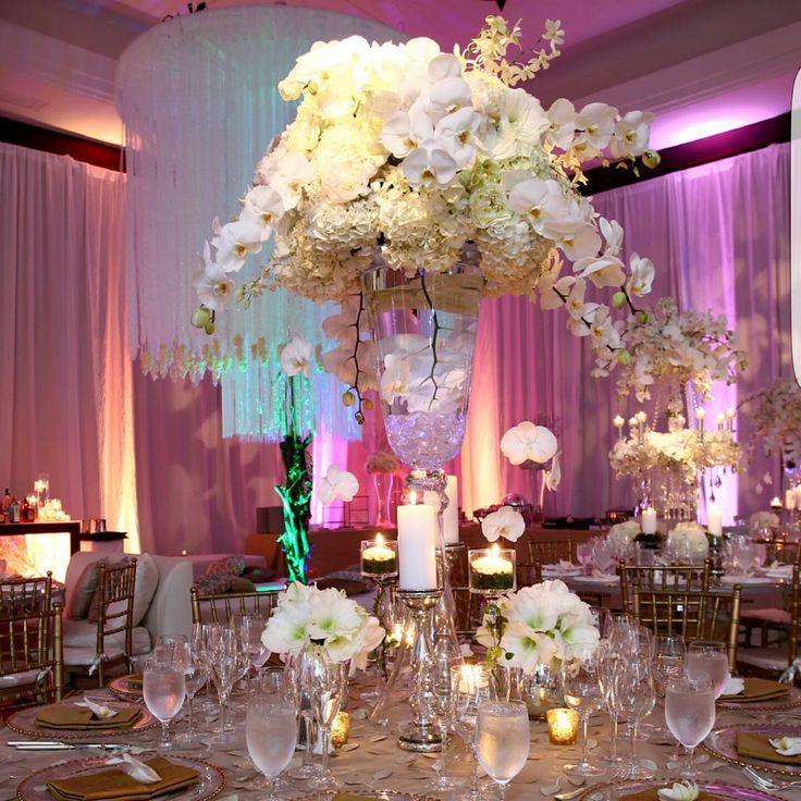 Celebrity Wedding Reception Decor: 2246 Best Images About Wedding Decor & Centerpieces On