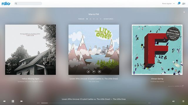 NYT: Rdio Will Have a Free Streaming Radio Service This Year
