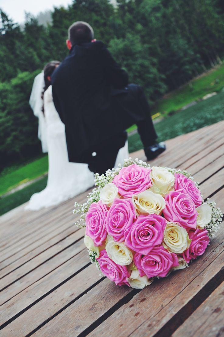 wedding bouqette