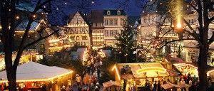 Mercado navideño de Spandauer Weihnachtsmarkt