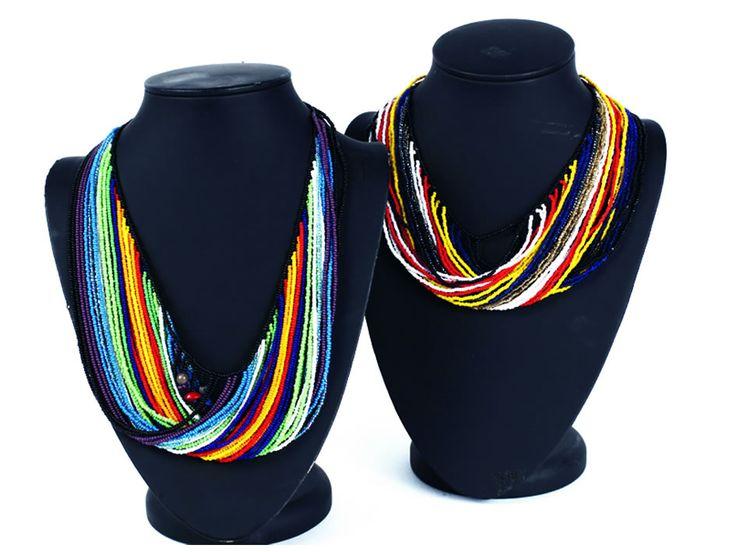 COLLAR HAMACA ARTESANA  $51.000 http://www.sanragua.com/artesanias/collares-y-aretes/collar-hamaca-artesana/