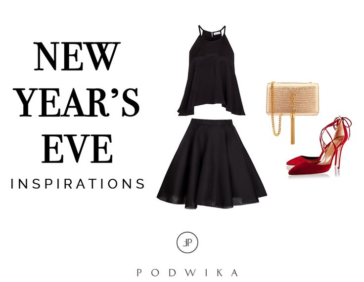 New Year's Eve Inspirations by PODWIKA #fashion #podwika #podwikadress #newyear #inspirations #party #newyearseve #happynewyear