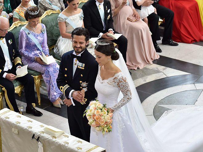 Introducing Princess Sofia! The Best Photos from the Swedish Royal Wedding | Prince Carl Philip and Princess Sofia |
