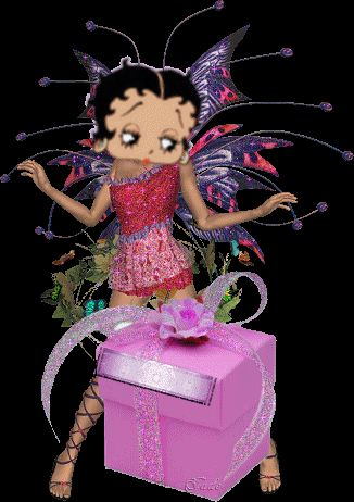 Betty Boop Graphic | Betty boop Glitter Graphics, Glitter Images, Glitter Pictures and ...