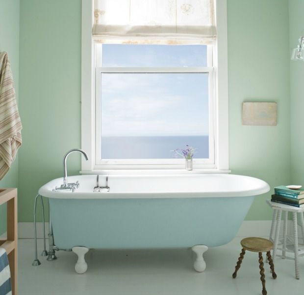 407 best Blue/Green Antique Bath images on Pinterest | Bathroom ...