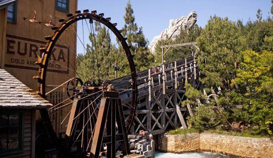The Magic of Disney Parks Storytelling: Grizzly Peak at Disney California Adventure Park at Disneyland Resort
