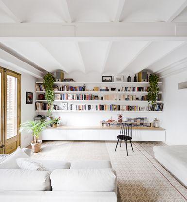 WAN INTERIORS Residential, Urgell Apartment