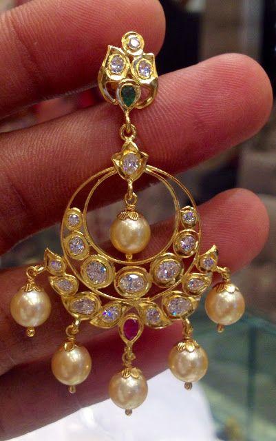 Gold Earrings Boutiquedesignerjewellery Com Page 9