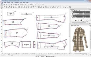 PAD Pattern Design