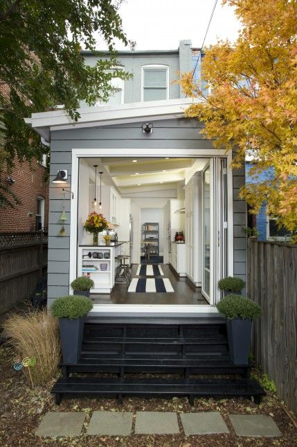 Washington DC Row House Design, Renovation and Remodeling Contractors - Four Brothers LLC
