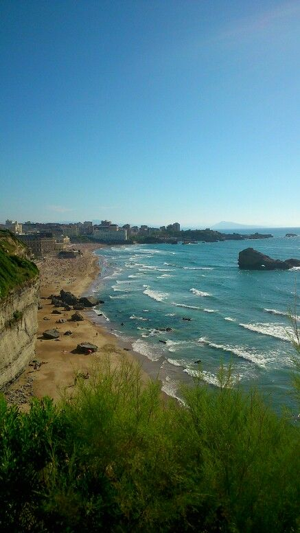Biarritz Basque country, Aquitaine FRANCE pais vasco, francia