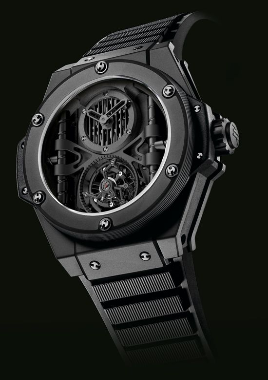 Hublot King Power Tourbillon Manufacture Watch | aBlogtoWatch