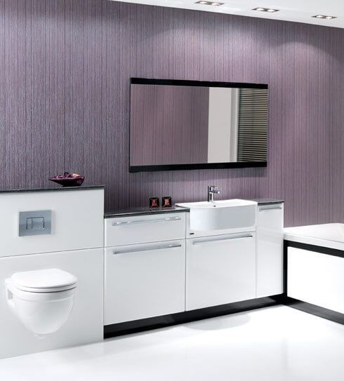 Gallery Website Montrose Fitted Bathroom furniture UK