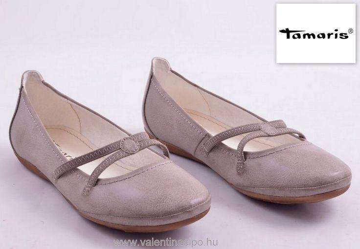Mai napi Tamaris cipő ajánlatunk!  http://valentinacipo.hu/22110-24-205  #tamaris #tamaris_webshop #tamaris_cipőbolt #balerina_cipő
